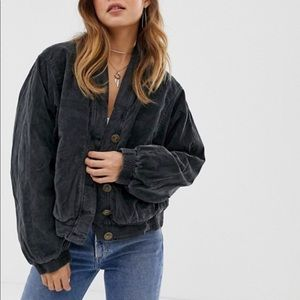 Freepeople Main Squeeze quilted jacket